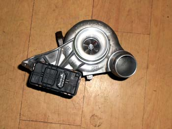 Bmw f10 Turbo 1933500570- 4933500587 5,20
