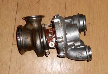 BMW TURBO  53039700284