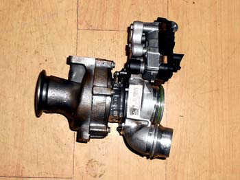 BMW F 10 1933500570- 4933500587 5,20 TURBO